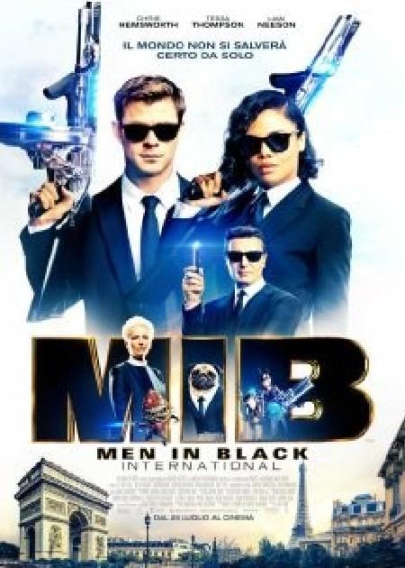 MEN IN BLACK INTERNATIONAL (1H55')