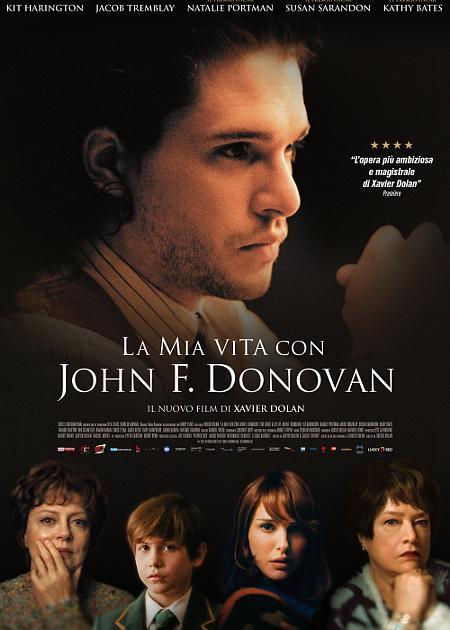 LA MIA VITA CON JOHN F. DONOVAN (THE DEATH AND LIFE OF JOHN F. DONOVAN)
