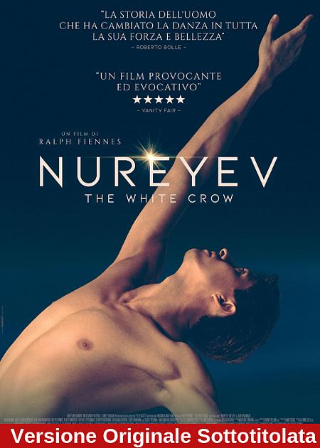 NUREYEV - THE WHITE CROW - V.O.S.