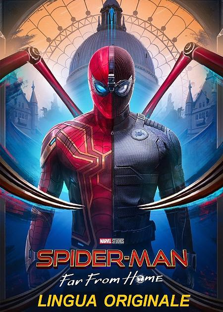 SPIDER-MAN : FAR FROM HOME V.O.