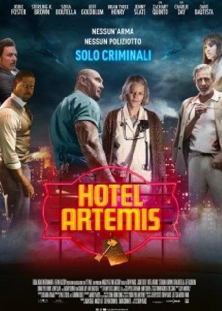 HOTEL ARTEMIS (1H34')