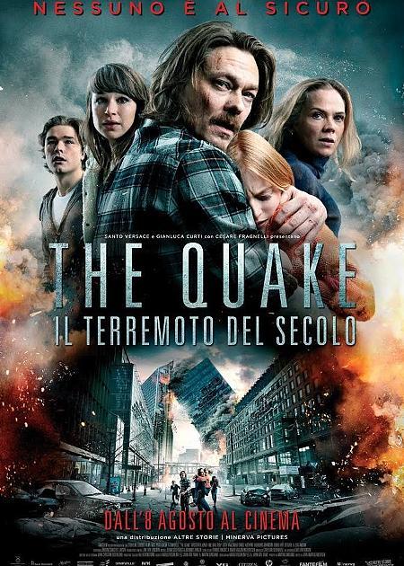 THE QUAKE - IL TERREMOTO DEL SECOLO (1H46')
