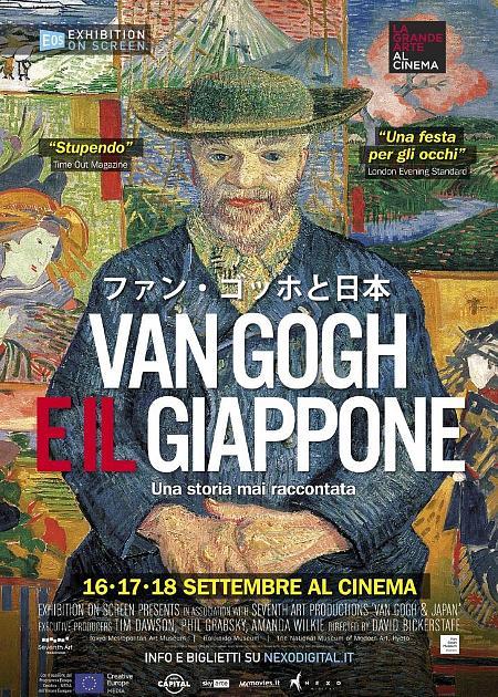 VAN GOGH E IL GIAPPONE (1H30')