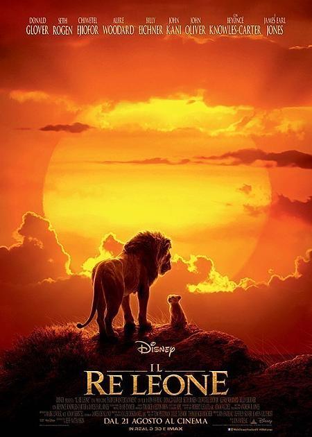 IL RE LEONE (THE LION KING)