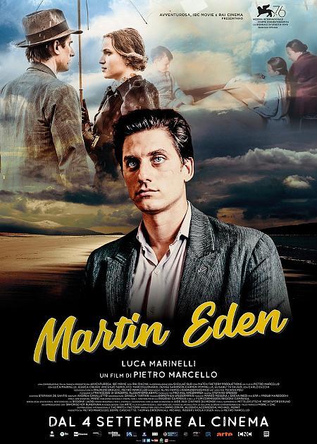 MARTIN EDEN (2H02')