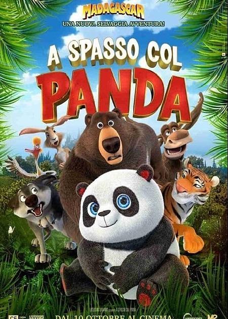 A SPASSO COL PANDA (1H30')