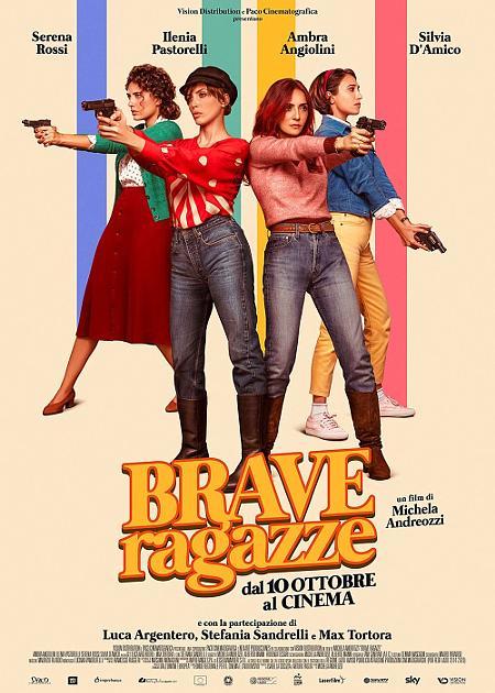 BRAVE RAGAZZE (1H40')