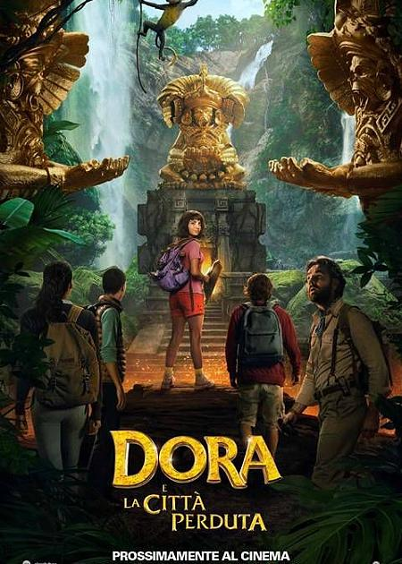 DORA E LA CITTA' PERDUTA (DORA AND THE LOST CITY OF GOLD)
