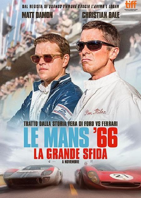 LE MANS' 66 - LA GRANDE SFIDA