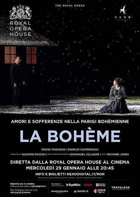 ROYAL OPERA HOUSE: LA BOHEME