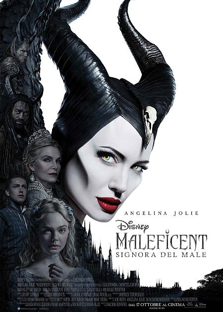 MALEFICENT - SIGNORA DEL MALE (MALEFICENT - MISTRESS OF EVIL)