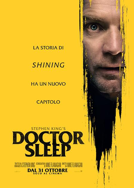 DOCTOR SLEEP (2H32')
