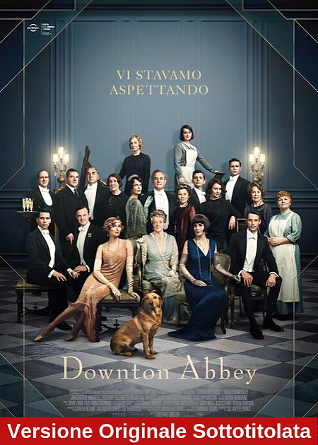 DOWNTON ABBEY -V.O.S.