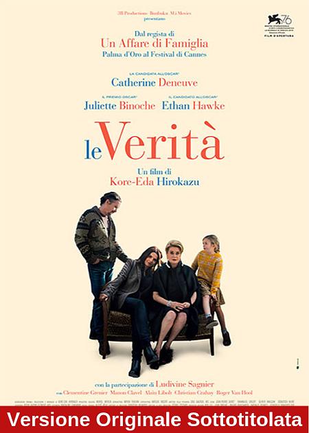LE VERITA' - V.O.S.