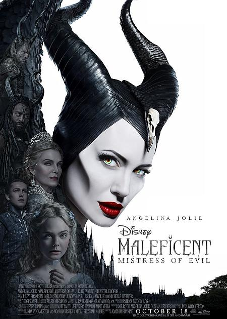 MALEFICENT - SIGNORA DEL MALE - V.O.S.