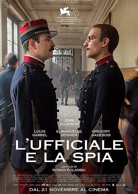 L'UFFICIALE E LA SPIA (2H12')