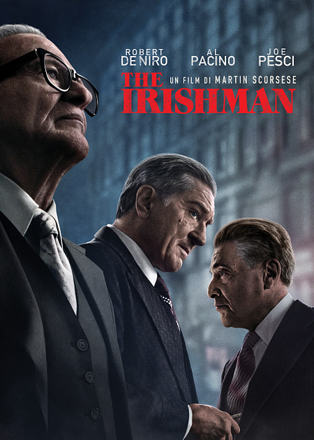 THE IRISHMAN - V.O.S.