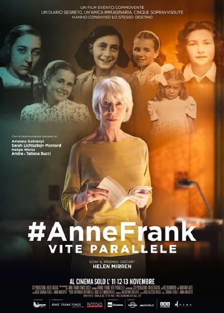 ANNEFRANK - VITE PARALLELE (1H30')