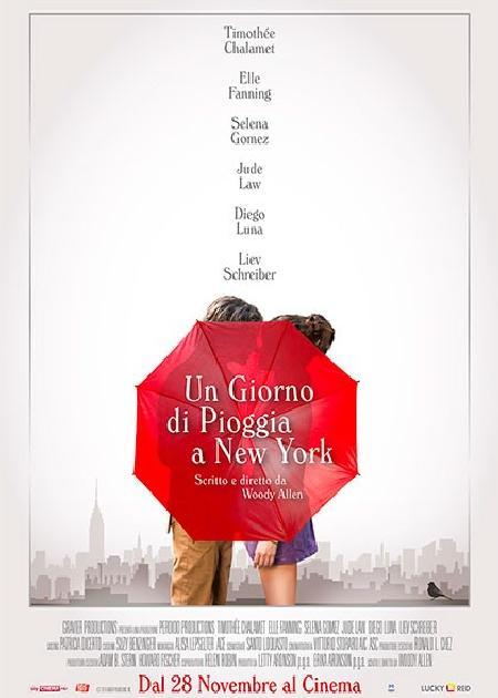 UN GIORNO DI PIOGGIA A NEW YORK - V.O.S.