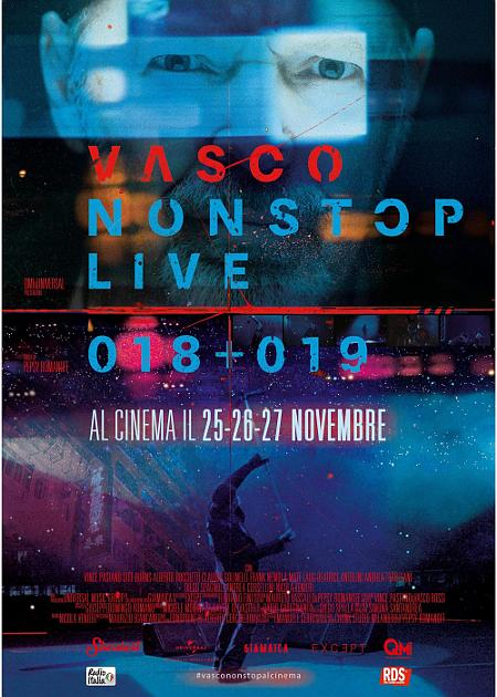 VASCO NON STOP LIVE 018+019