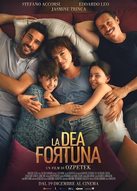 LA DEA FORTUNA (2H00')