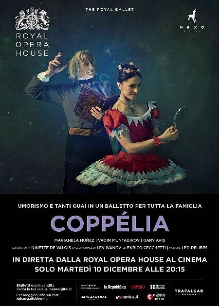 COPPÉLIA - ROYAL OPERA HOUSE