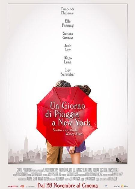 UN GIORNO DI PIOGGIA A NEW YORK (A RAINY DAY IN NEW YORK)
