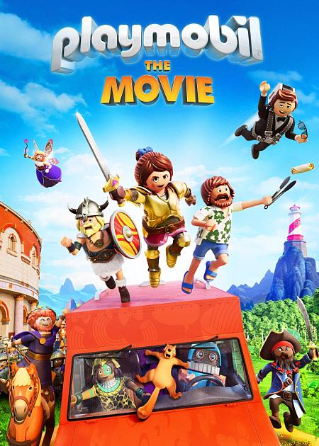 PLAYMOBIL - THE MOVIE (1H39')