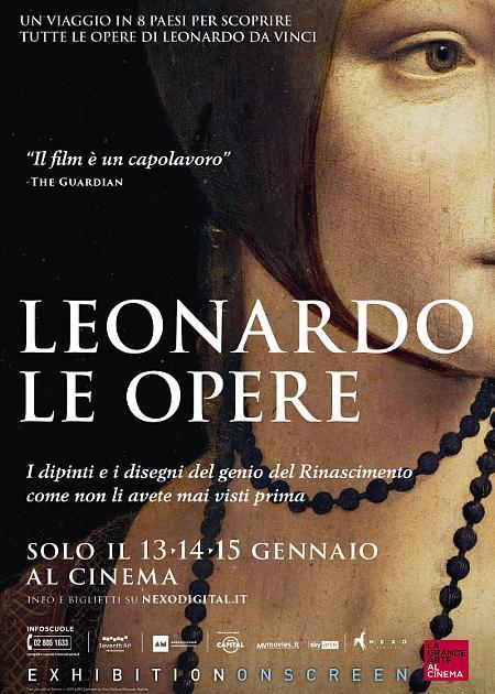 LEONARDO - LE OPERE (1H30')