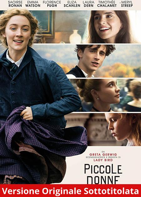 PICCOLE DONNE - V.O.S.