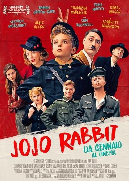 JOJO RABBIT - V.O.S.