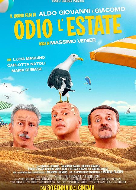 ODIO L'ESTATE (1H50')