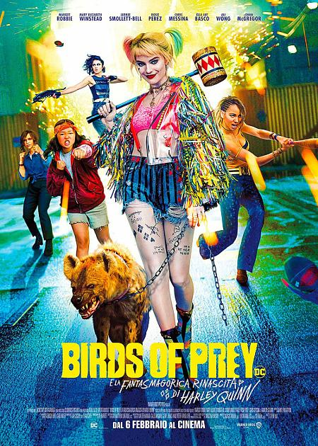 BIRDS OF PREY (1H48')