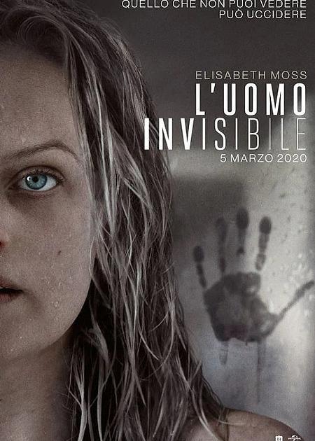 L'UOMO INVISIBILE (2H00')