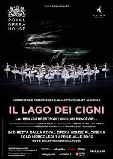 Il Lago dei Cigni - Royal Ballet
