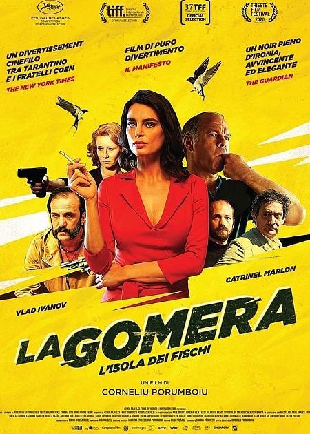 LA GOMERA - L'ISOLA DEI FISCHI
