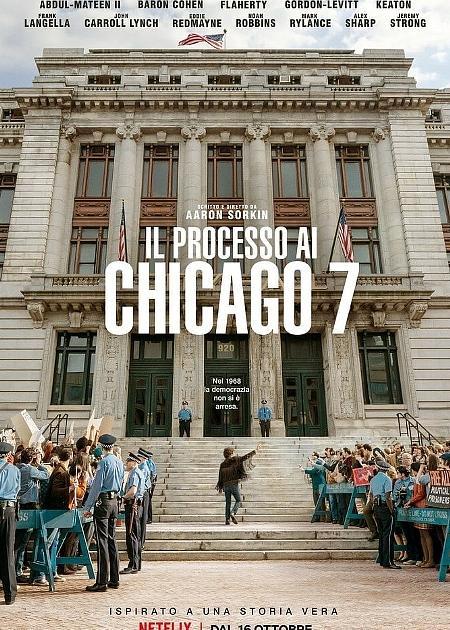 IL PROCESSO AI CHICAGO 7 - V.O.S.