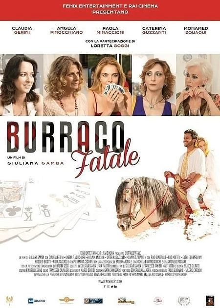BURRACO FATALE (1H30')