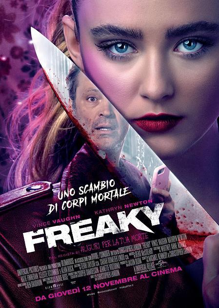 FREAKY (1H40')