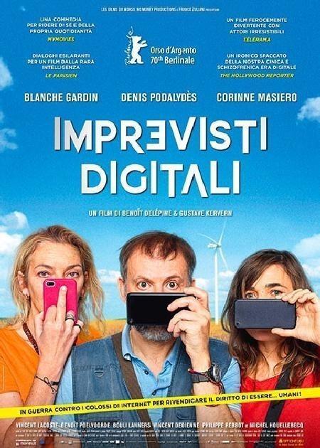 IMPREVISTI DIGITALI - V.O.S.