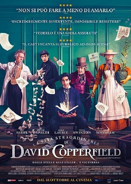 LA VITA STRAORDINARIA DI DAVID COPPERFIELD - V.O.S.
