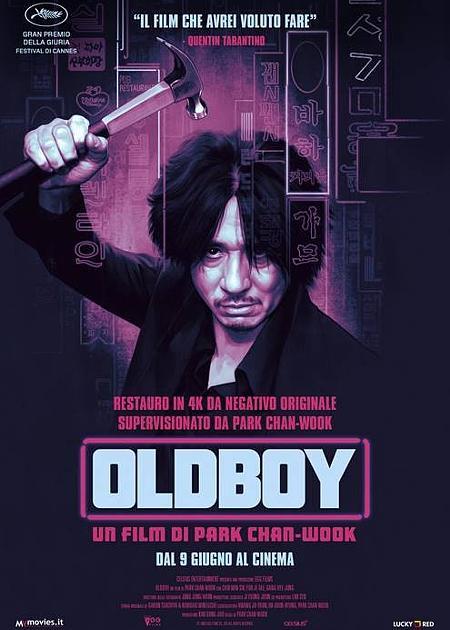 OLD BOY (ED. REST.)