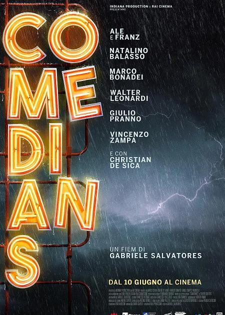 COMEDIANS (1H40')
